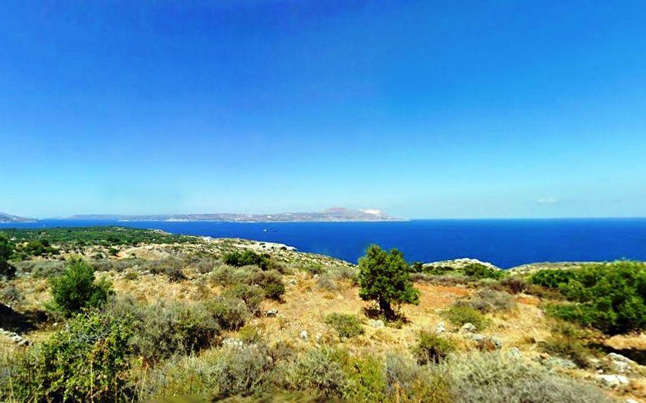 Земля в Ханье, Греция, 4200 м2 - фото 1