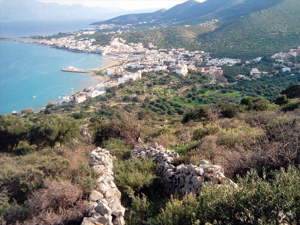 Земля в Ласити, Греция, 4200 м2 - фото 1