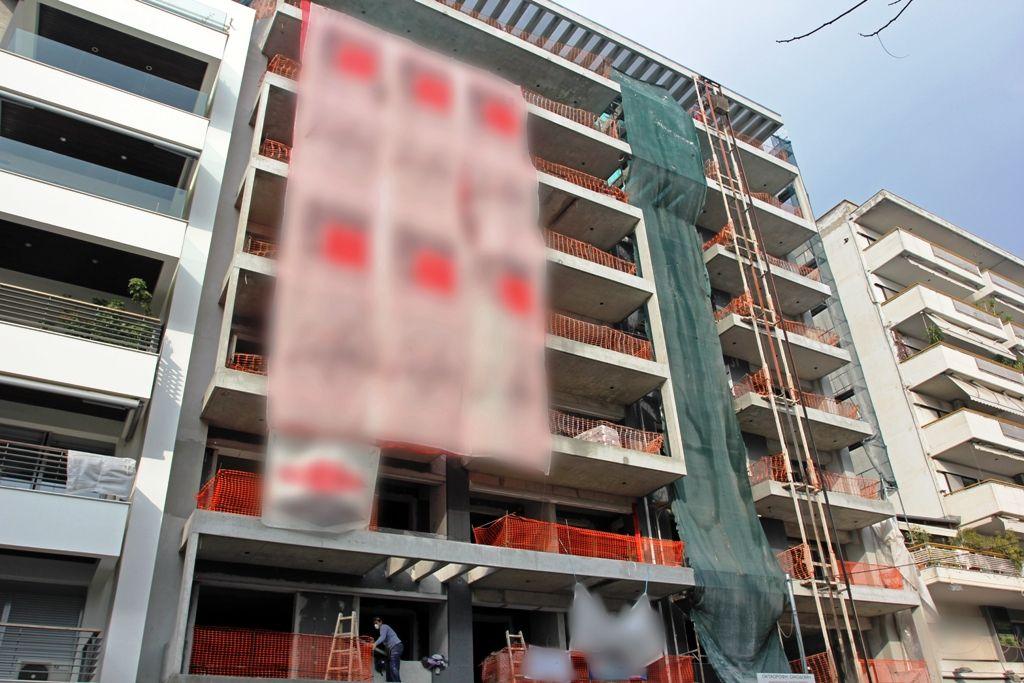 Квартира в Салониках, Греция, 72 м2 - фото 1
