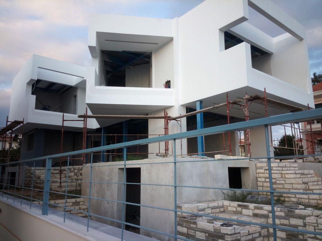 Вилла на Лефкасе, Греция, 370 м2 - фото 1