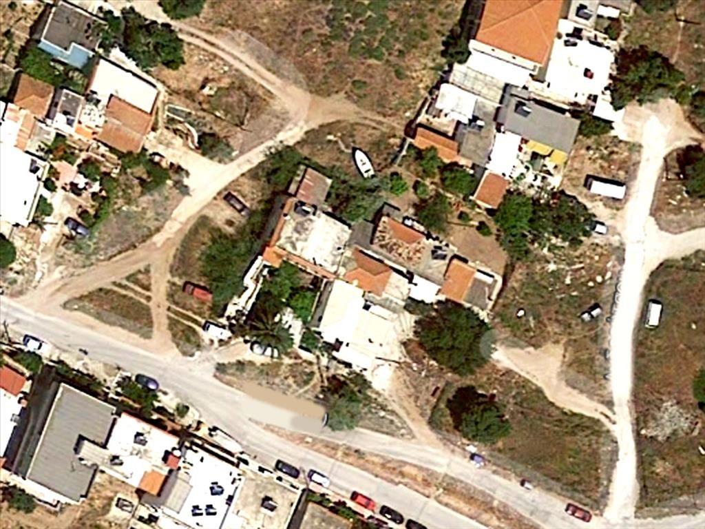 Земля в Коринфии, Греция, 222 м2 - фото 1