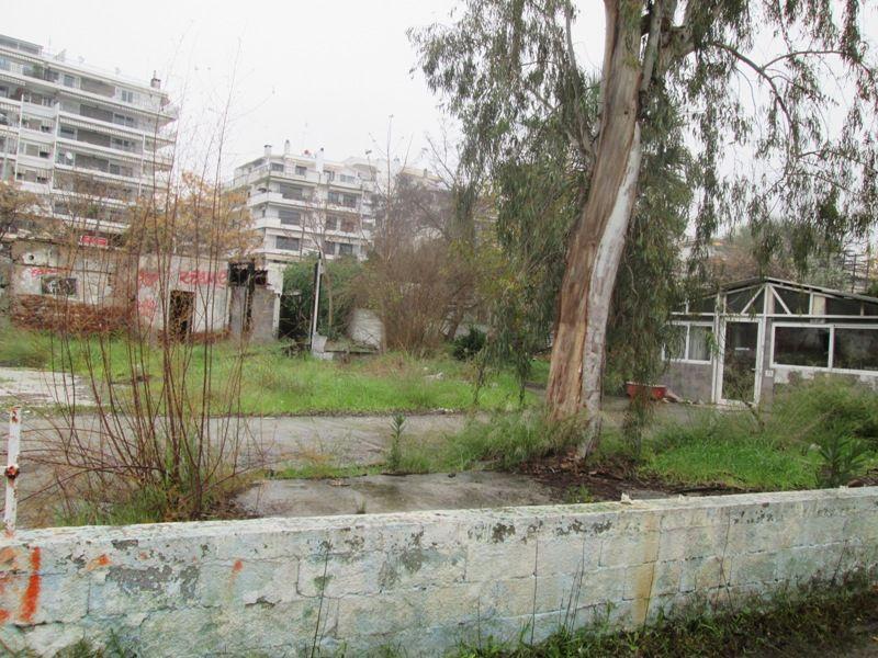 Земля в Салониках, Греция, 2350 м2 - фото 1