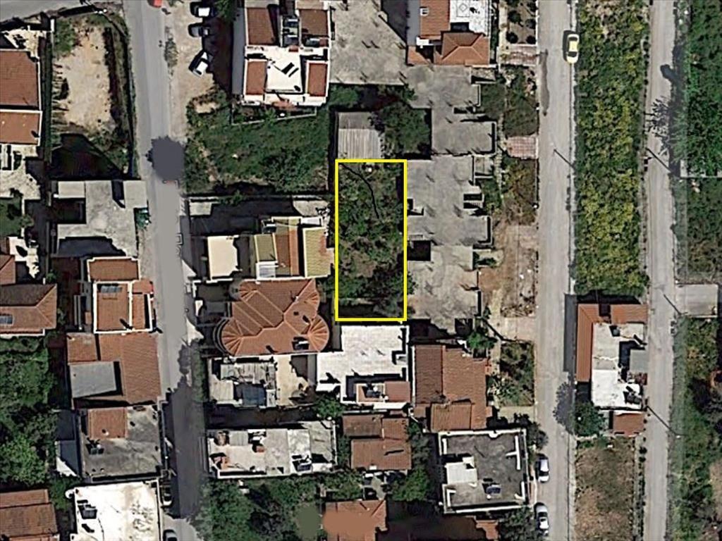 Земля в Аттике, Греция, 305 м2 - фото 1
