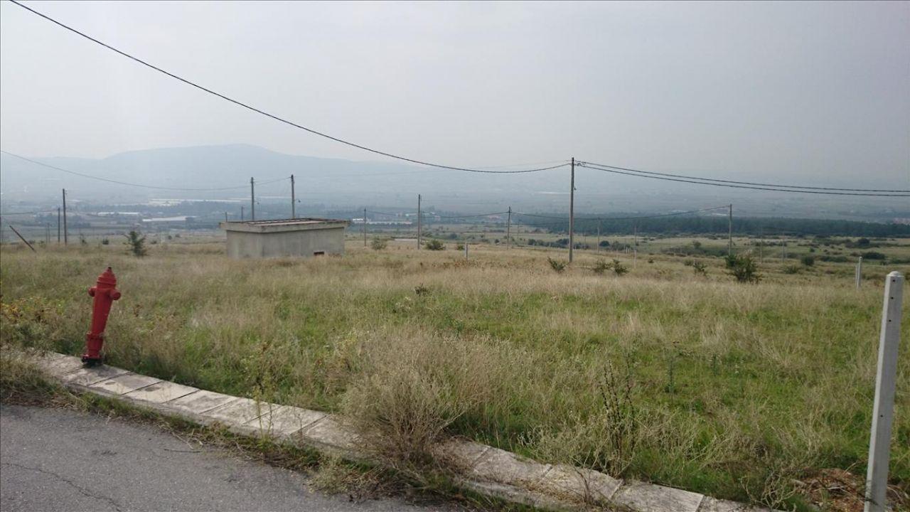 Земля в Салониках, Греция, 404 м2 - фото 1