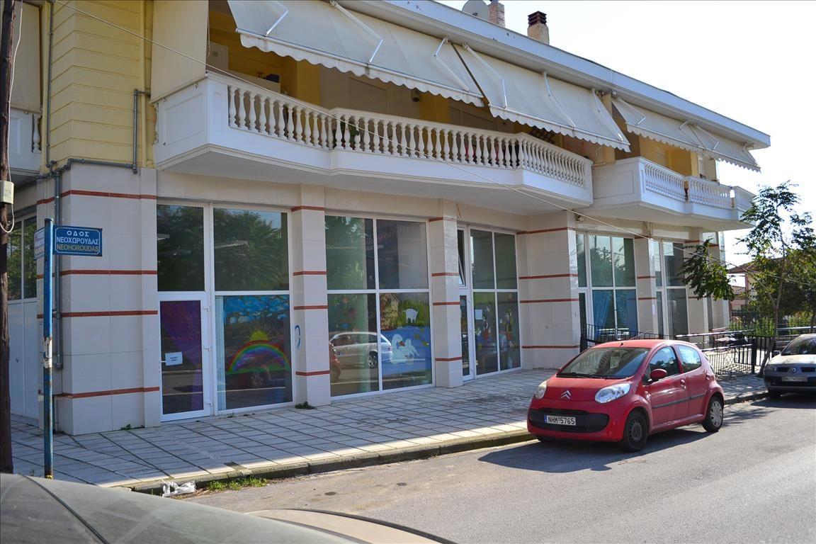 Коммерческая недвижимость в Салониках, Греция, 400 м2 - фото 1