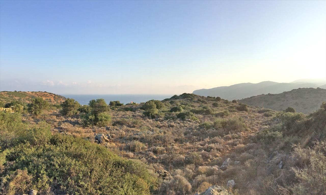 Земля в Милатосе, Греция, 12800 м2 - фото 1