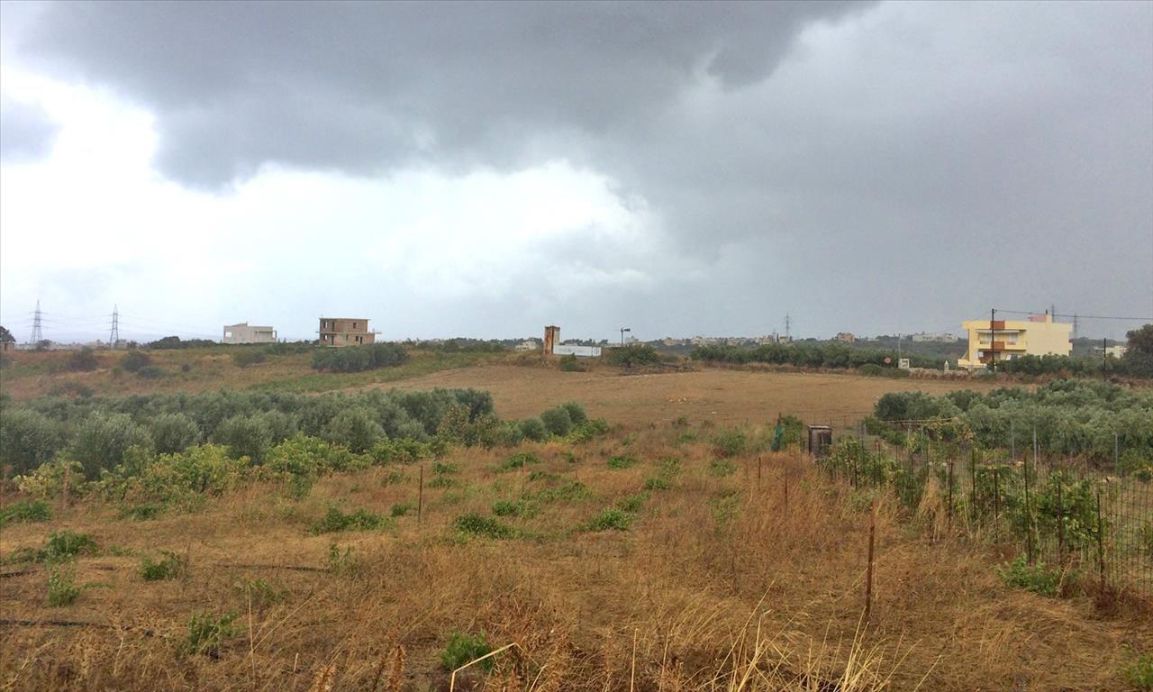 Земля в Ираклионе, Греция, 1500 м2 - фото 1