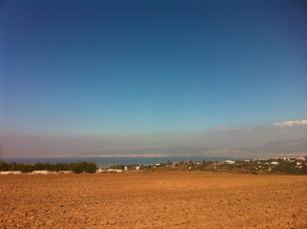 Земля в Салониках, Греция, 14400 м2 - фото 1