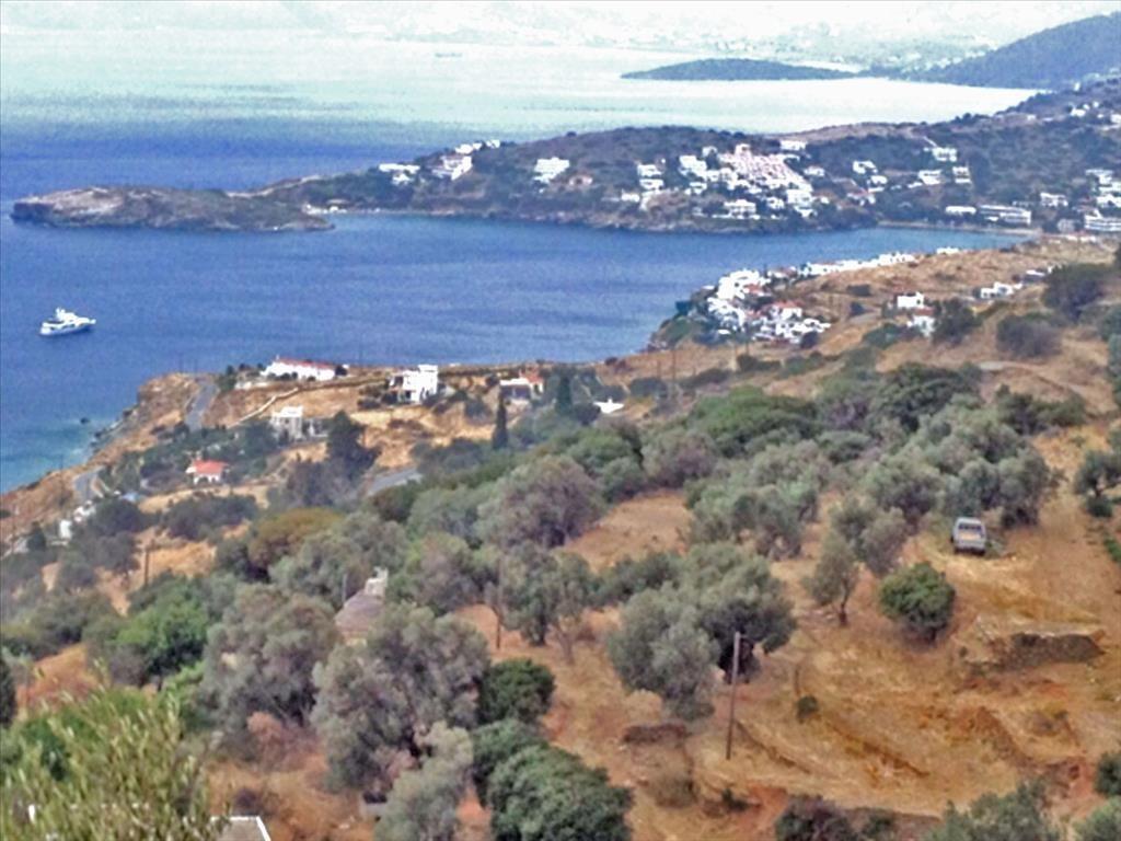 Земля на Сиросе, Греция, 1000 м2 - фото 1