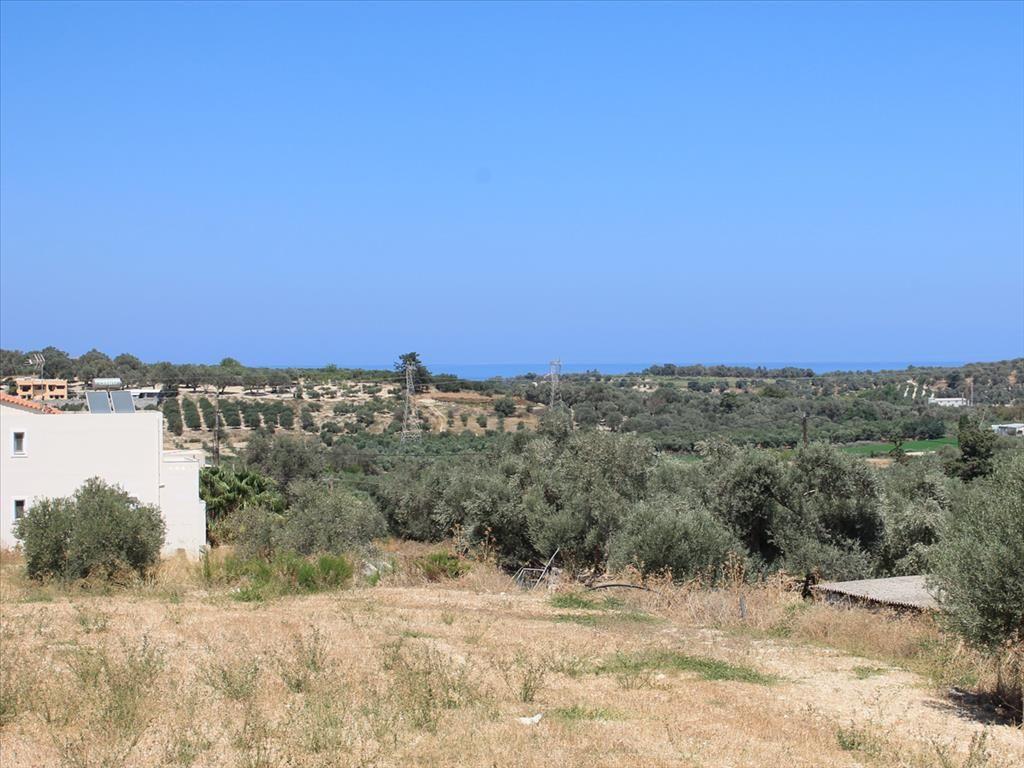Земля в Ретимно, Греция, 1580 м2 - фото 1
