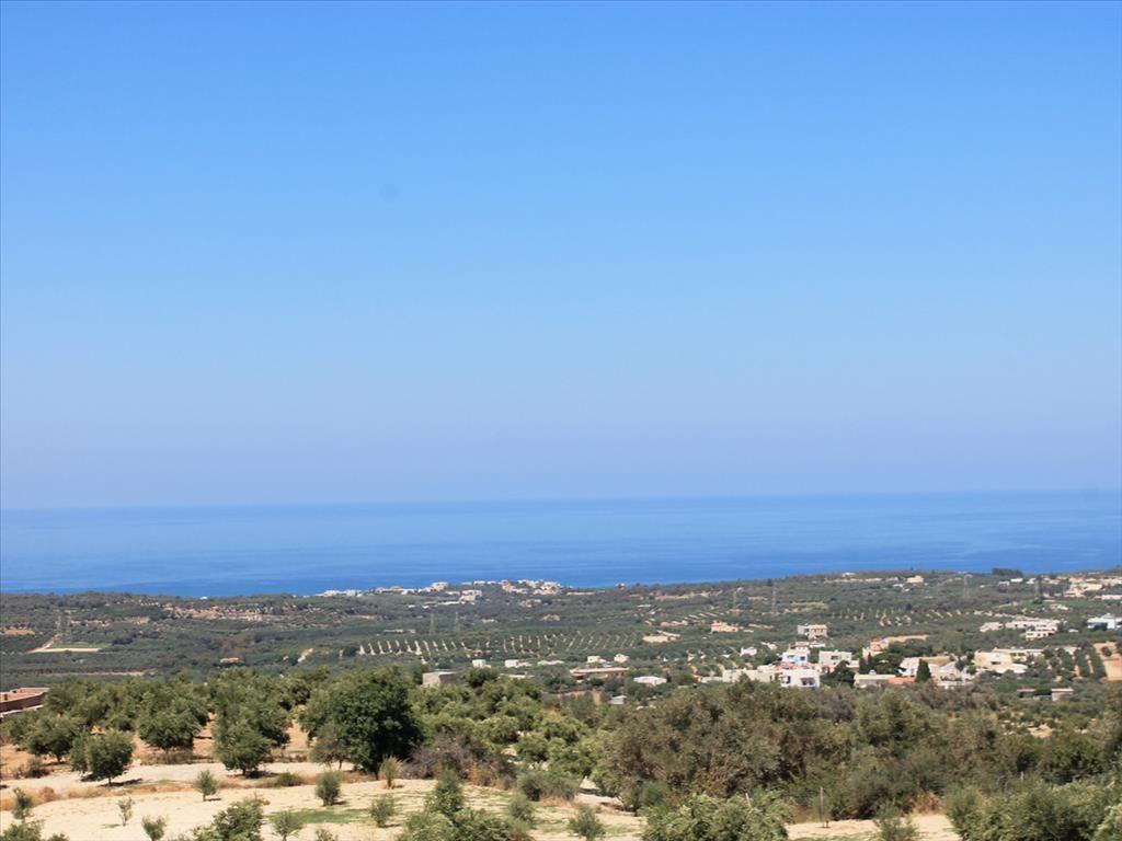 Земля в Ретимно, Греция, 4200 м2 - фото 1