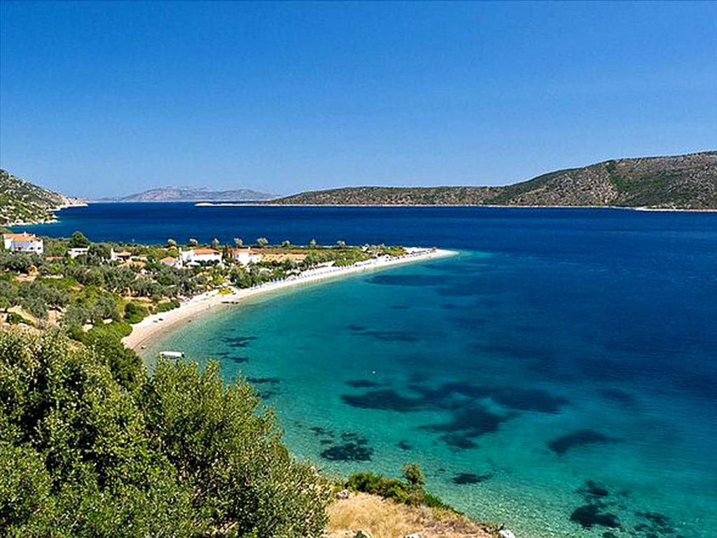 Земля на Хиосе, Греция, 6918 м2 - фото 1