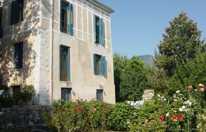 Дом на горе Пелион, Греция, 280 м2 - фото 1