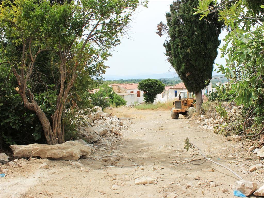 Земля в Ретимно, Греция, 1200 м2 - фото 1