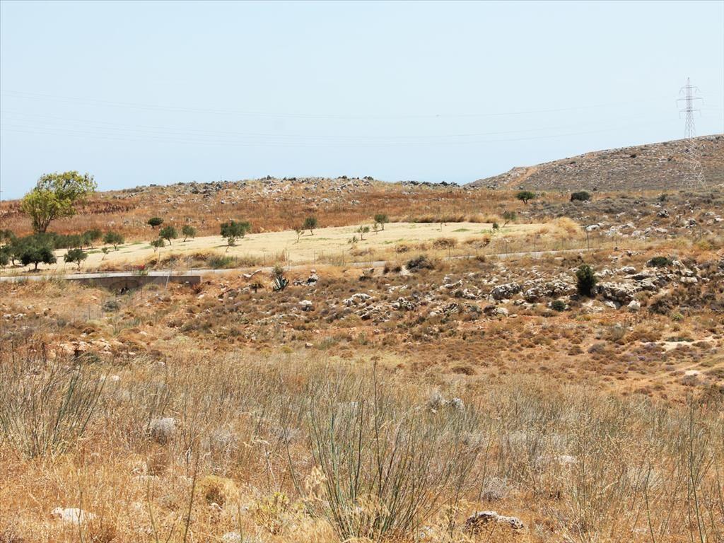 Земля в Аналипси, Греция, 40000 м2 - фото 1