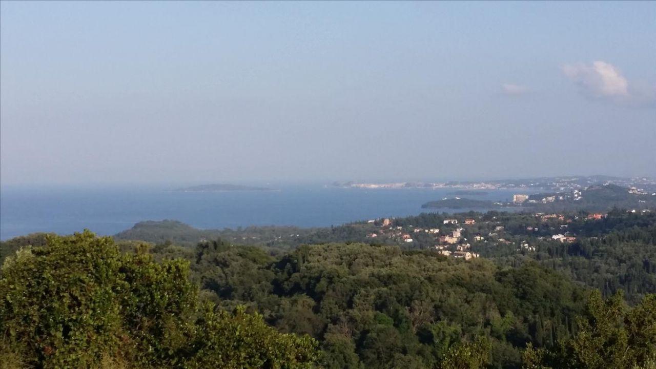 Земля на Керкире, Греция, 570 м2 - фото 1
