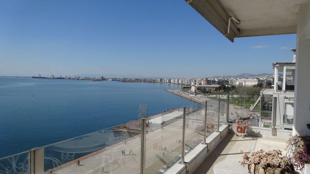 Квартира в Салониках, Греция, 190 м2 - фото 1
