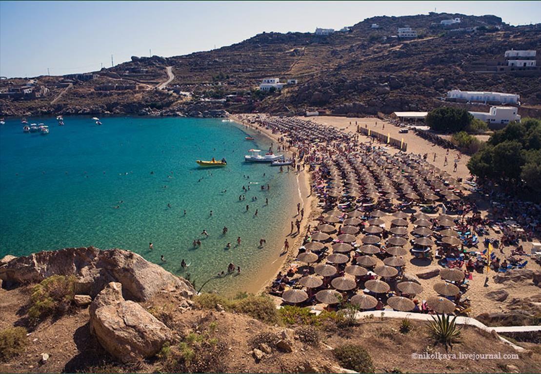 Земля на Миконосе, Греция, 1200 м2 - фото 1
