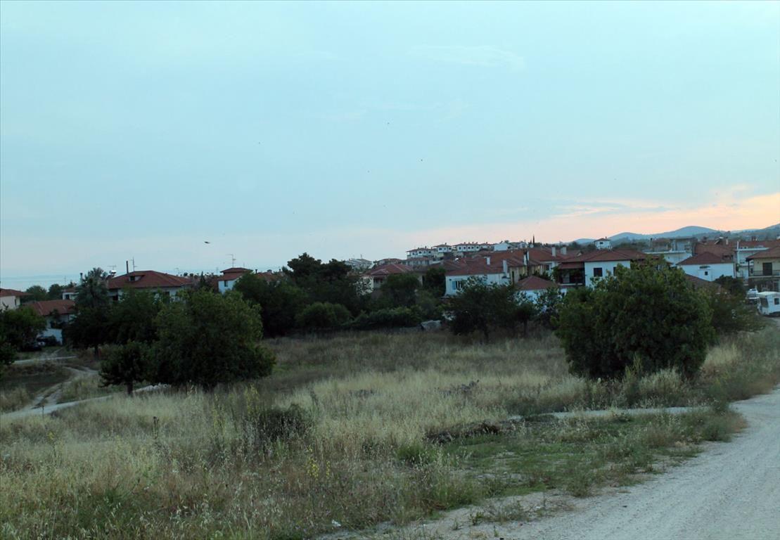 Земля в Ситонии, Греция, 302 м2 - фото 1