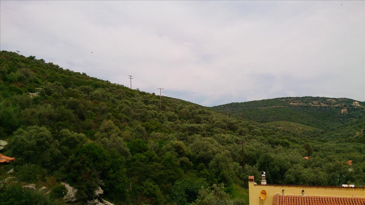 Земля в Ситонии, Греция, 18500 м2 - фото 1