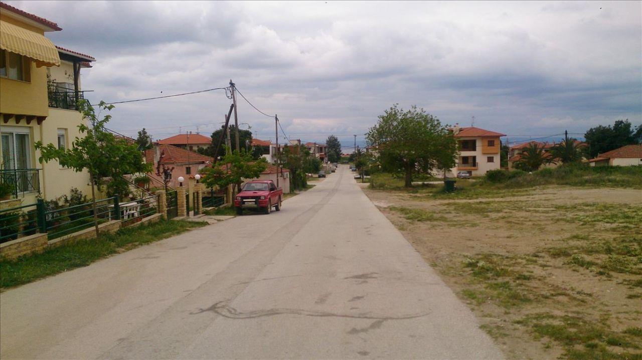 Земля в Ситонии, Греция, 700 м2 - фото 1