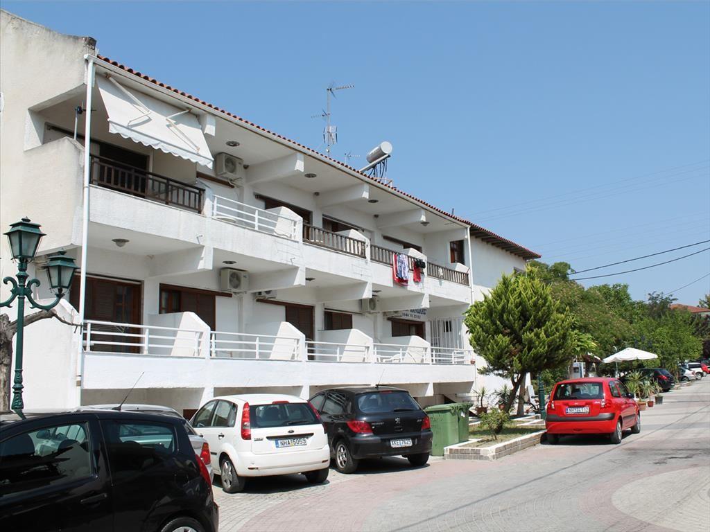 Отель, гостиница на Кассандре, Греция, 600 м2 - фото 1