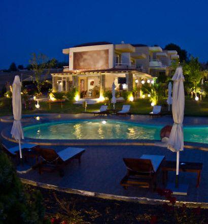 Отель, гостиница в Сани, Греция, 800 м2 - фото 1