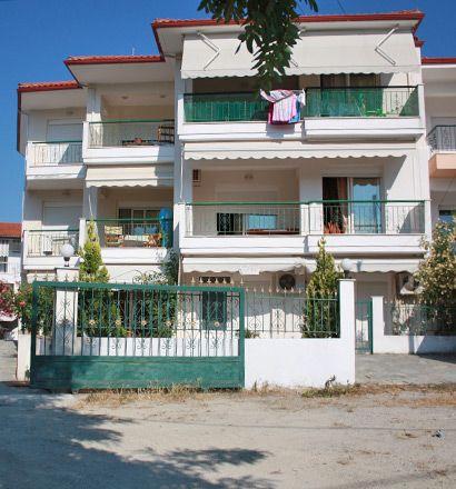 Квартира в номе Ханья, Греция, 55 м2 - фото 1