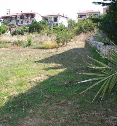 Земля на Кассандре, Греция, 650 м2 - фото 1