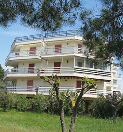 Квартира в номе Ханья, Греция, 50 м2 - фото 1