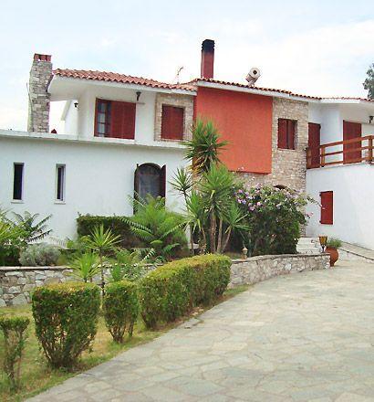 Отель, гостиница на Афоне, Греция, 6950 м2 - фото 1