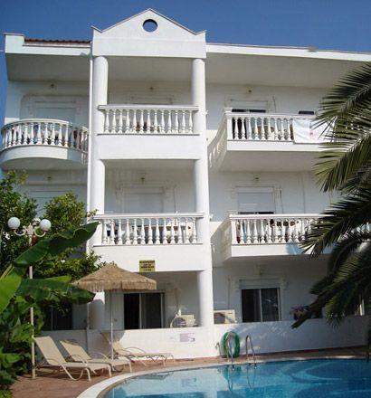 Отель, гостиница на Кассандре, Греция, 500 м2 - фото 1