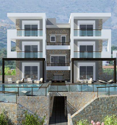 Отель, гостиница в Ласити, Греция, 590 м2 - фото 1