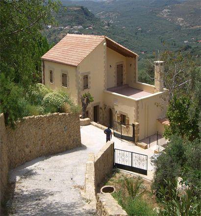 Вилла в номе Ханья, Греция, 453 м2 - фото 1