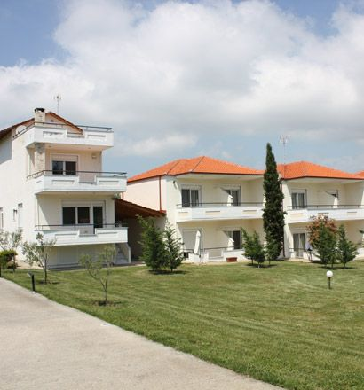 Отель, гостиница на Кассандре, Греция, 288 м2 - фото 1