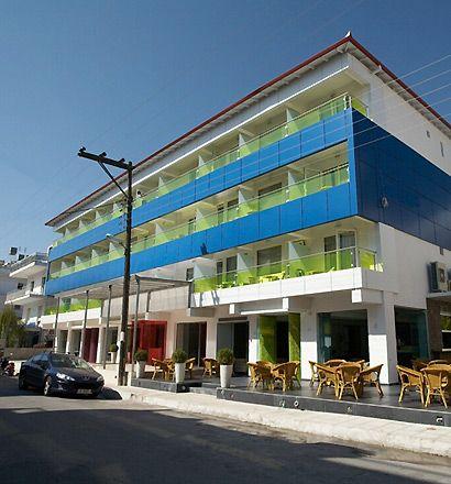Отель, гостиница в Пиерии, Греция, 1719 м2 - фото 1
