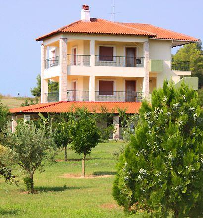Дом на Кассандре, Греция, 4600 м2 - фото 1