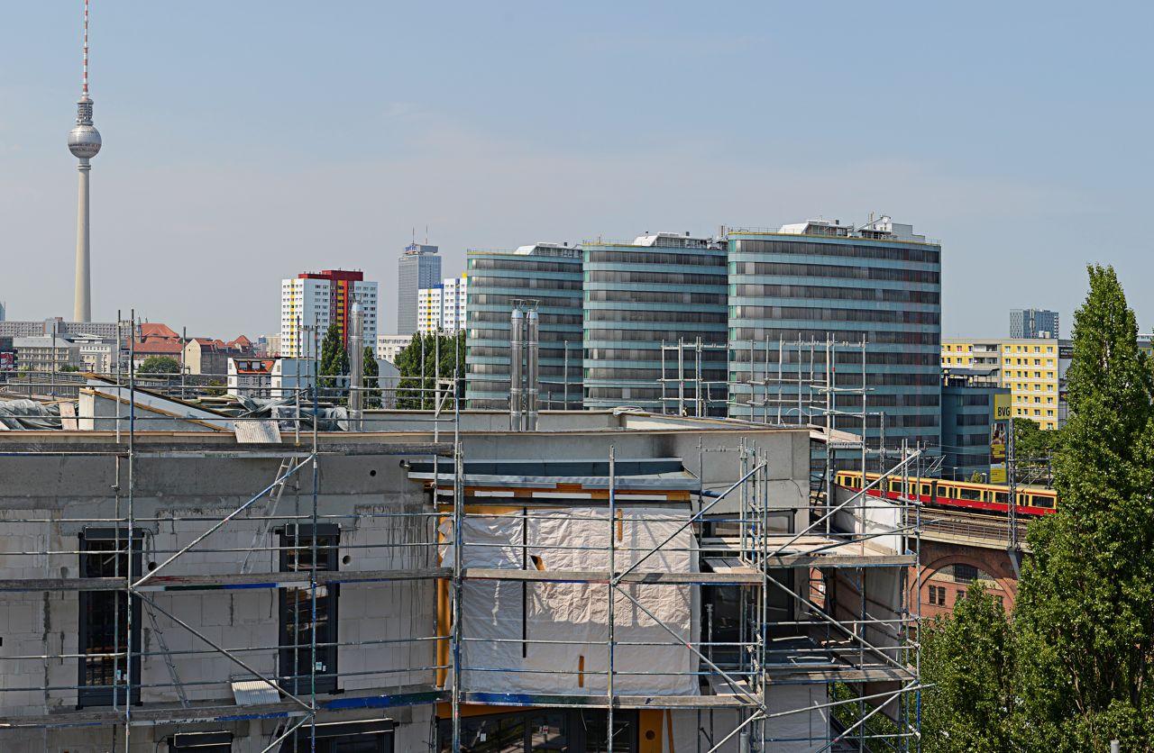 Квартира в Берлине, Германия, 94 м2 - фото 1
