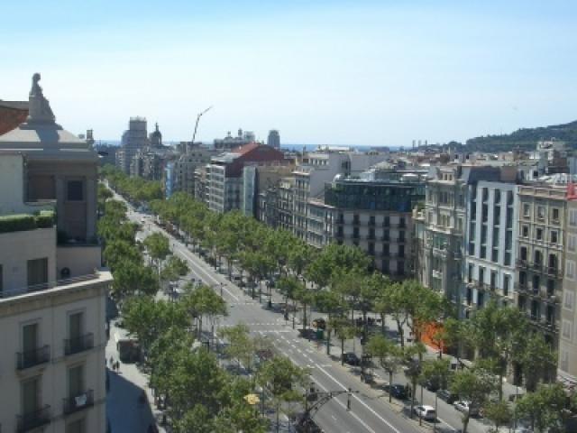 Коммерческая недвижимость испании барселона