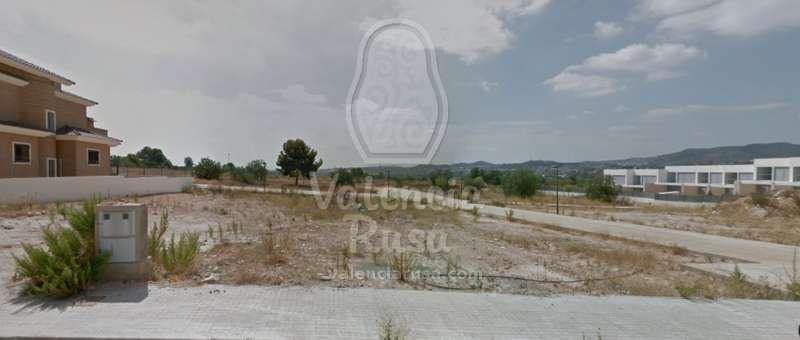 Земля в Валенсии, Испания, 1200 м2 - фото 1