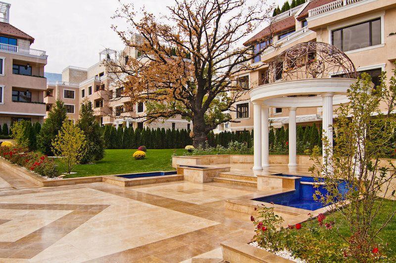 Апартаменты в Софии, Болгария, 123.14 м2 - фото 1