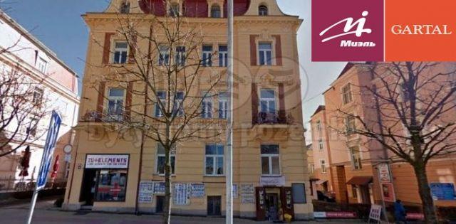 Квартира в Марианске-Лазне, Чехия, 45 м2 - фото 1