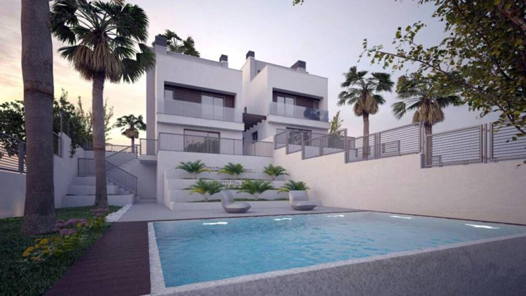 Дом на Коста-Бланка, Испания, 400 м2 - фото 1