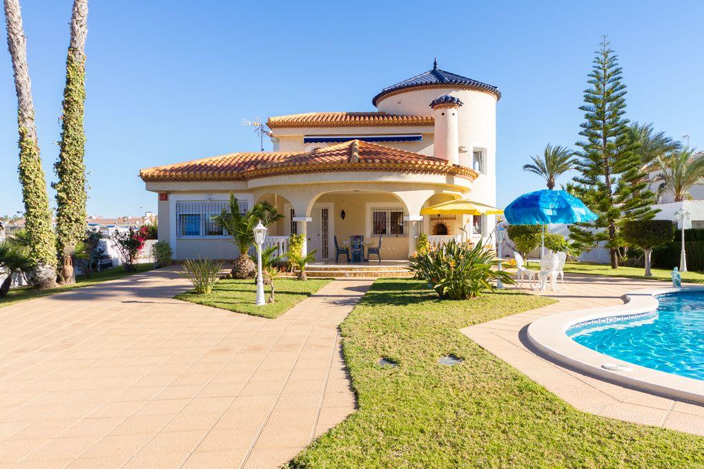 Дом на Коста-Бланка, Испания, 1185 м2 - фото 1