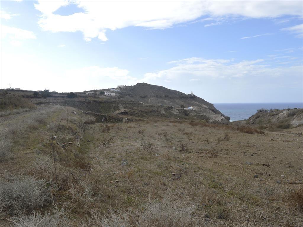 Земля на Санторини, Греция, 10000 м2 - фото 1