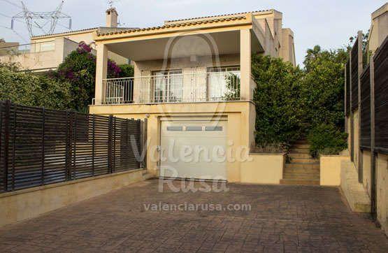 Вилла в Валенсии, Испания, 383 м2 - фото 1