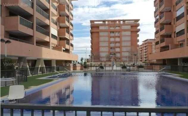 Квартира в Валенсии, Испания, 102 м2 - фото 1