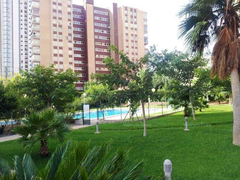 Квартира на Коста-Бланка, Испания, 60 м2 - фото 1