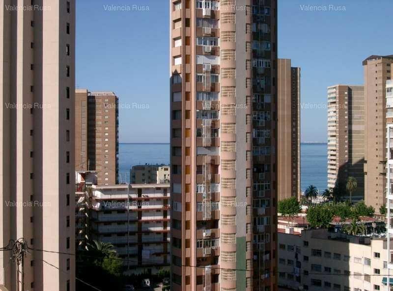 Квартира на Коста-Бланка, Испания, 45 м2 - фото 1