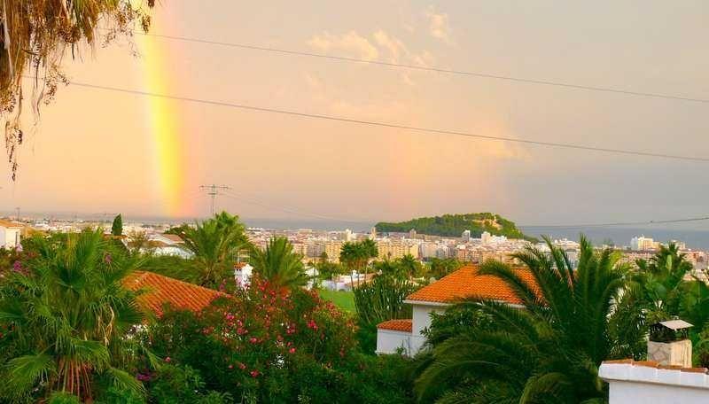 Вилла на Коста-Бланка, Испания, 155 м2 - фото 1